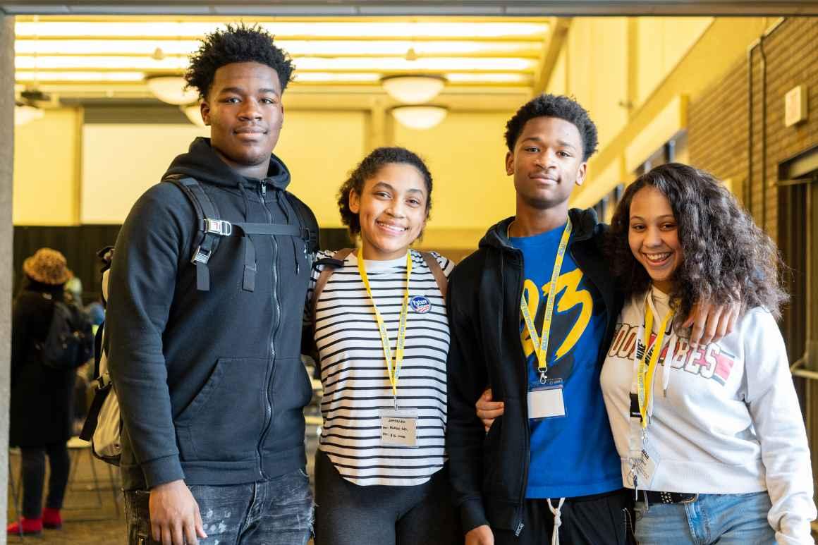 Four students YoSo