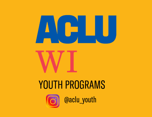 ACLU Youth Follow Us