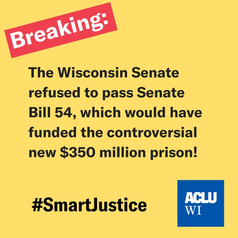 WI Senate BIll 54