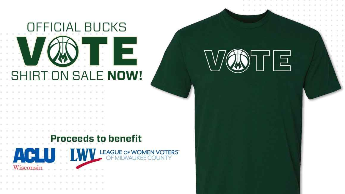 Bucks Vote T-Shirt