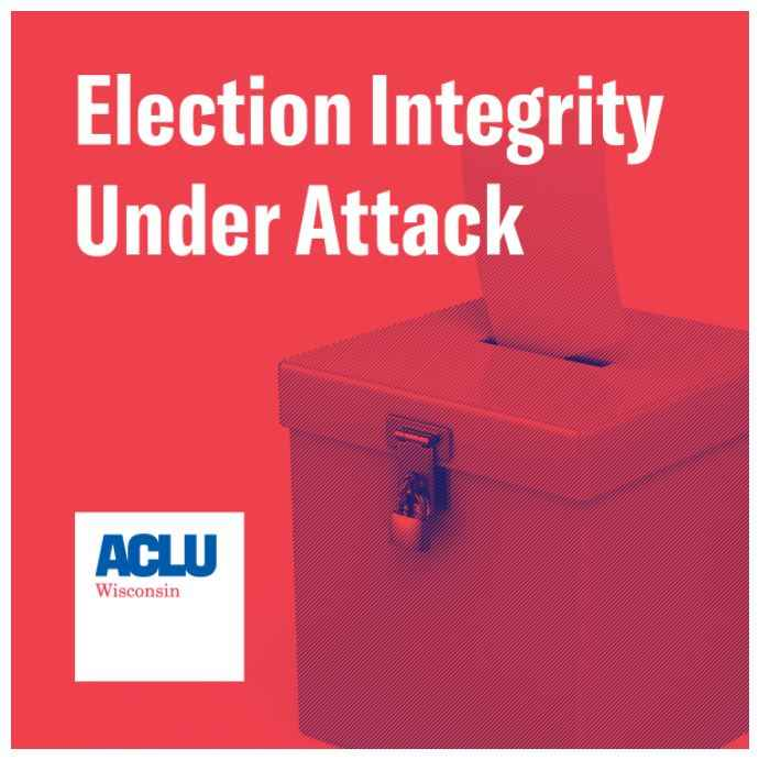 Elections Integrity Under Attack
