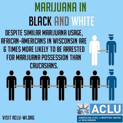 marijuana black and white