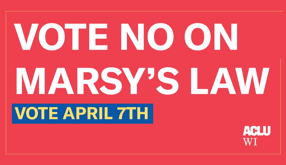 Vote No on Marsy's Law