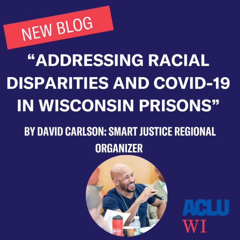 Racial Disparities in WI prisons