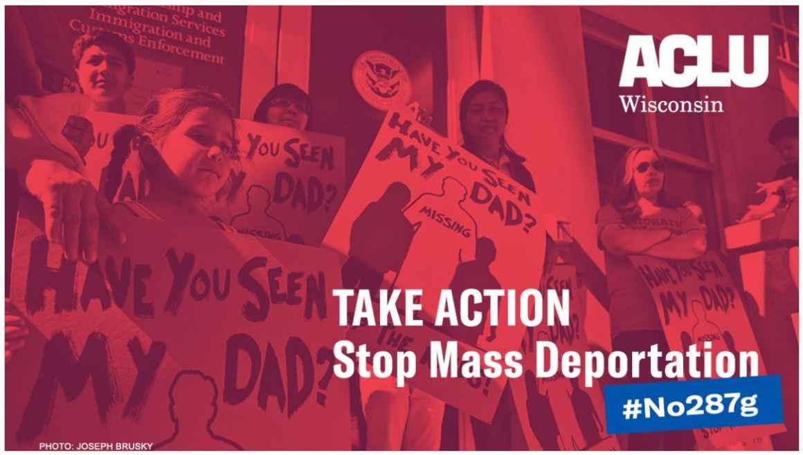 Stop Mass Deportation