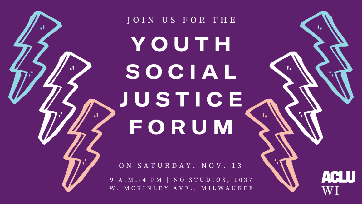 YOUTH SOCIAL JUSTICE FORUM