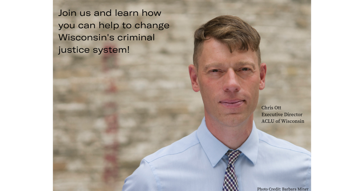 Investing in Wisconsin's Future thru Criminal Justice Reform - Mequon