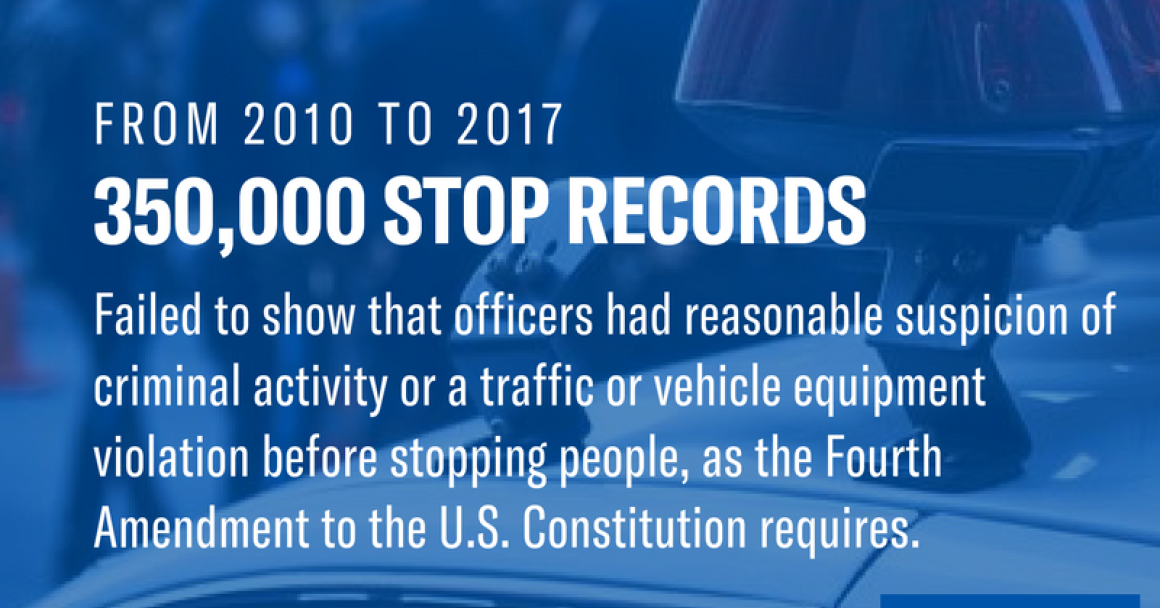 Police Stop Records