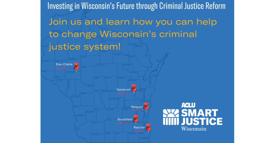 Investing in Wisconsin's Future thru Criminal Justice Reform