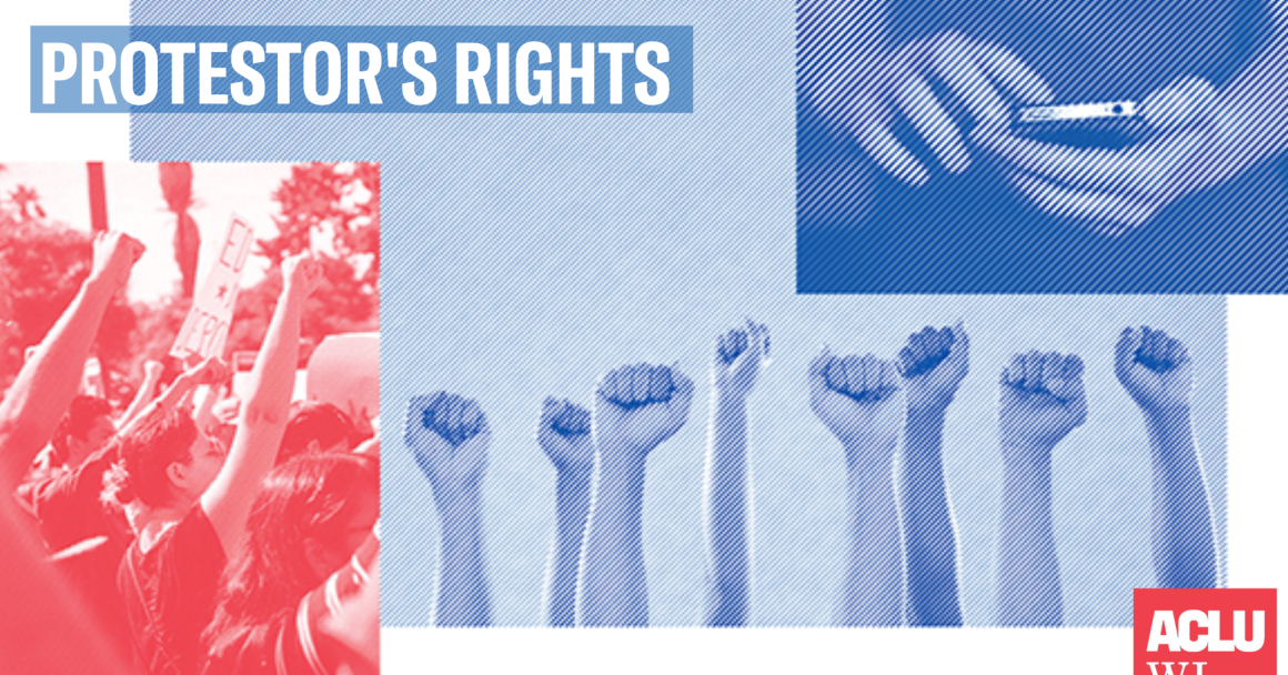 Protestor's Rights