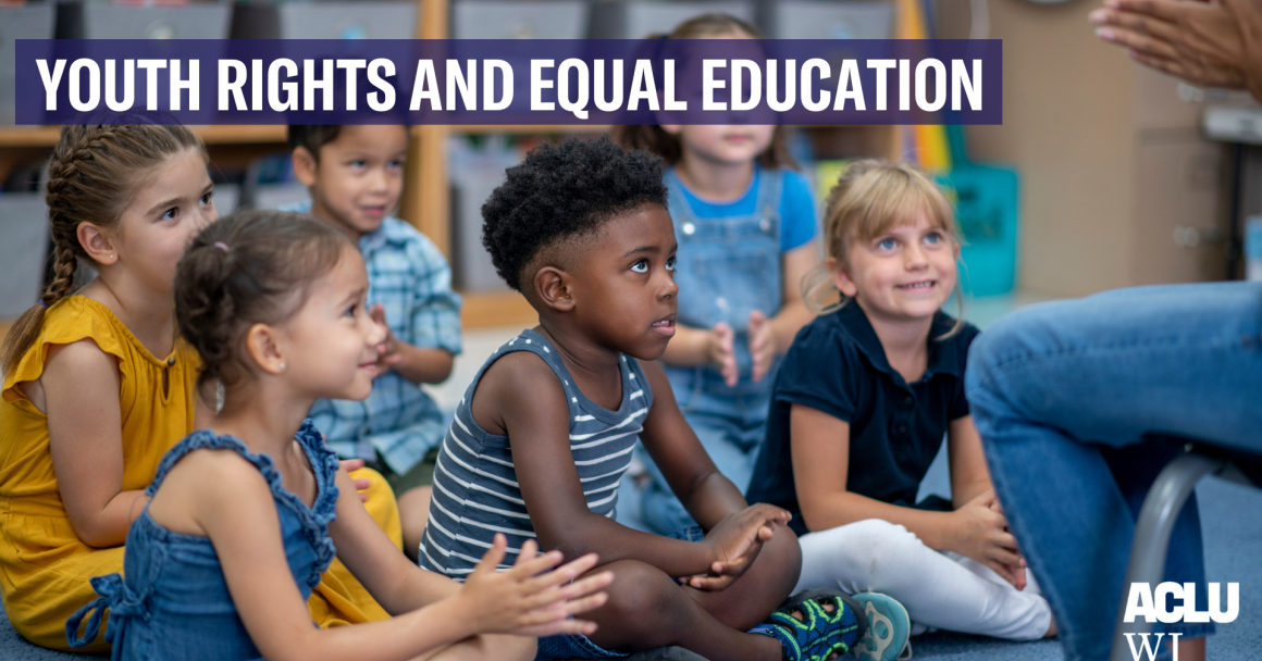 Youth Rights and Equal Education