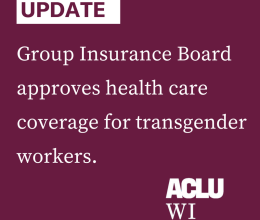Benefits & Obligations of Marriage in Wisconsin | ACLU of